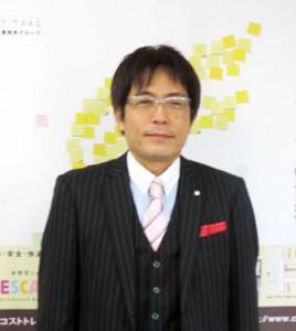 代表取締役 中嶋 一浩