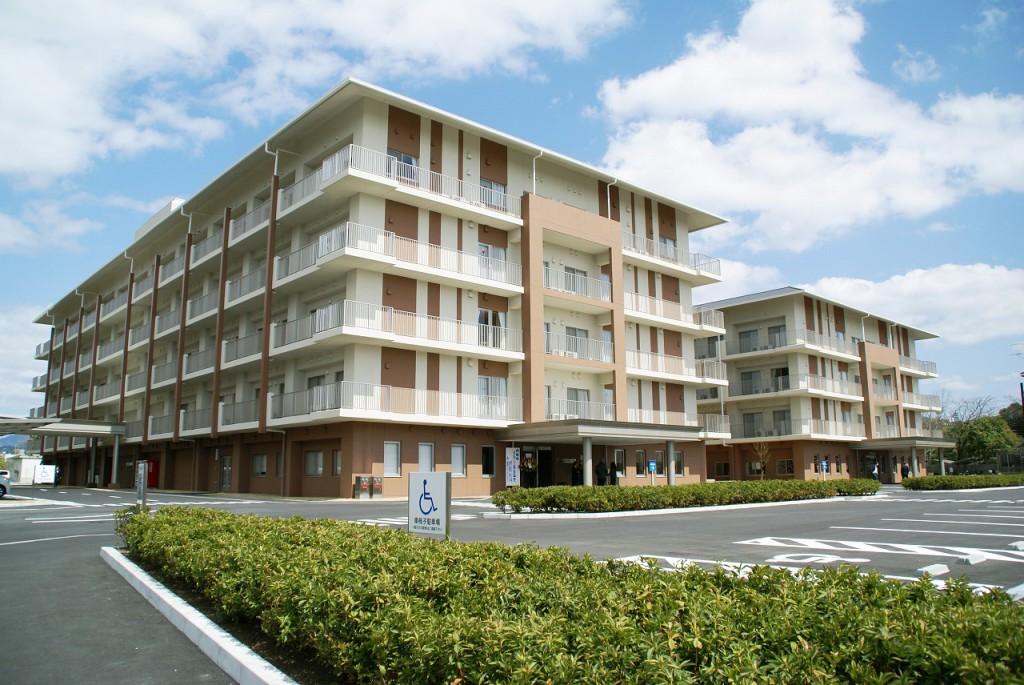 京都リハビリテーション病院 外観