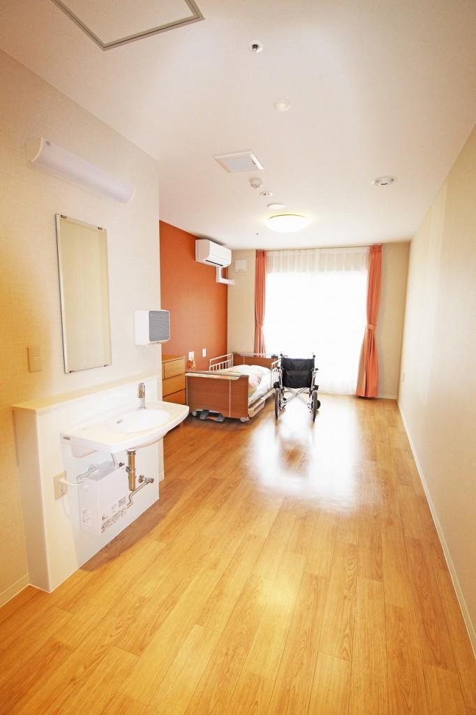 介護老人保健施設 個室